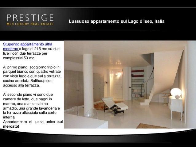 Immobiliare di lusso italia appartamenti e immobili di for Appartamenti prestigio milano