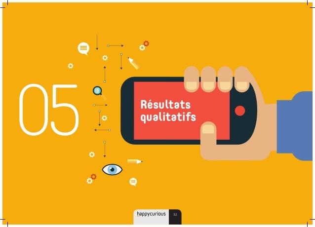 Résultats qualitatifs 05 32
