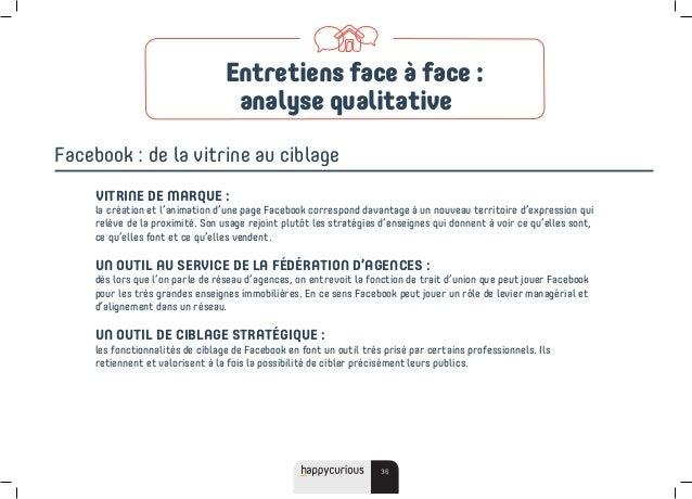 VITRINE DE MARQUE : la création et l'animation d'une page Facebook correspond davantage à un nouveau territoire d'expressi...