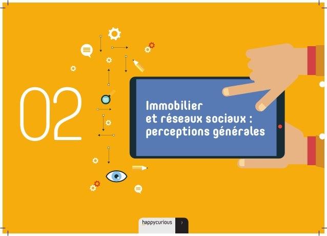 7 02 Immobilier et réseaux sociaux : perceptions générales