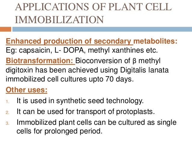 Biotransformation in plant tissue culture and animal cell culture.
