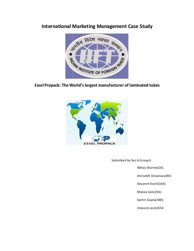 essel propack case study | Udaipur News | Udaipur Latest ...