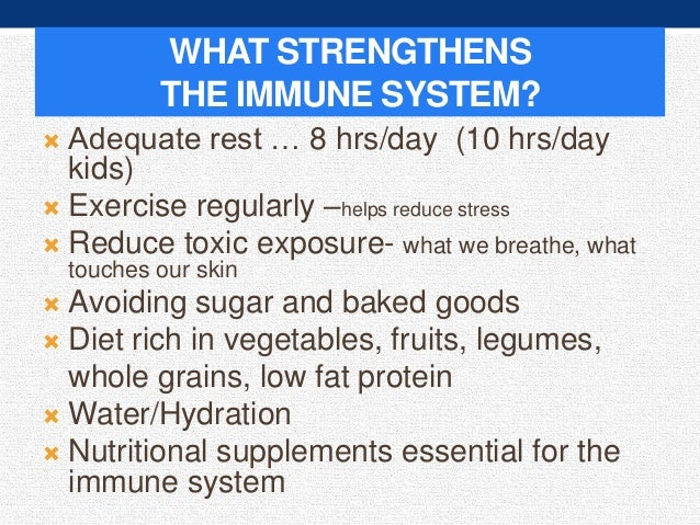 12 Simple Habits to Naturally Boost Your Immune System