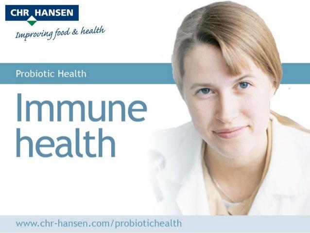 Probiotic Health - Immune health