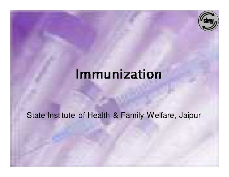 State Institute of Health & Family Welfare, Jaipur