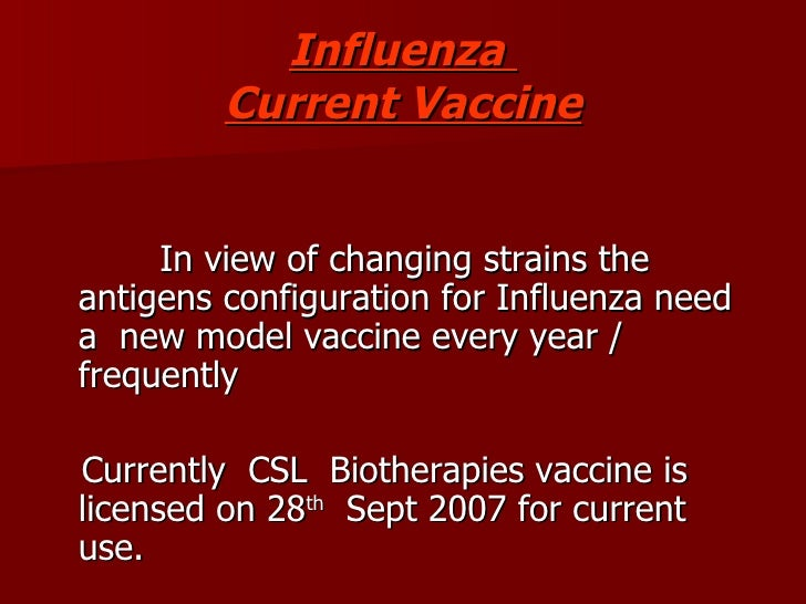 how is the influenza vaccine produced and why are new vaccines produced every year How are seasonal flu vaccines made each year, a new flu shot is developed for the yearly flu vaccine to be produced in the every vaccine must be thoroughly.
