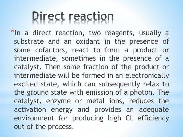 *Luminol *Isoluminol *Acridium ester *derivatives of lucigenin
