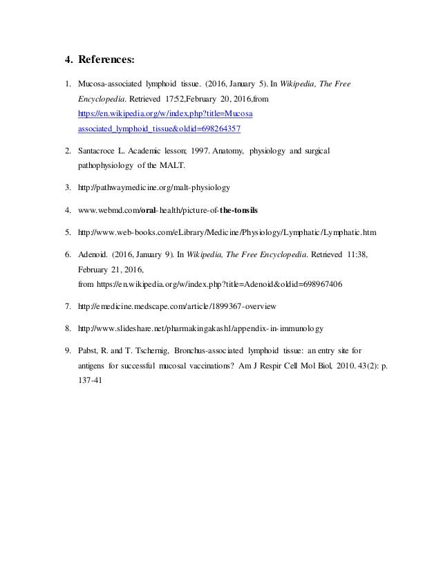 immunology assignment Immunology: review paper final paper due: poster presentation date: introduction a literature review is one of the first steps in designing a treatment, developing a vaccine or proposing an appropriate research plan.