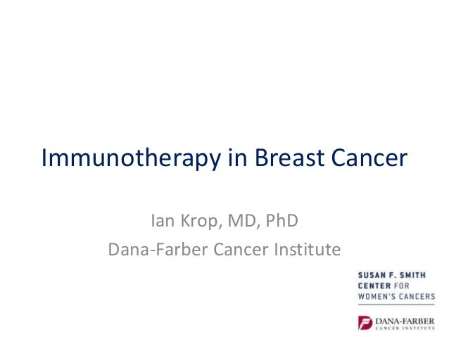 Phd thesis about breast cancer