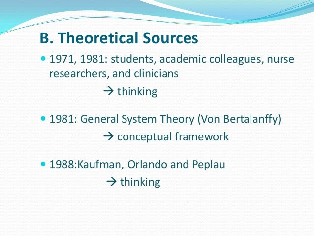 application of imogene king s theory Patient's life goals, nursing theory - imogene king's goal attainment theory.