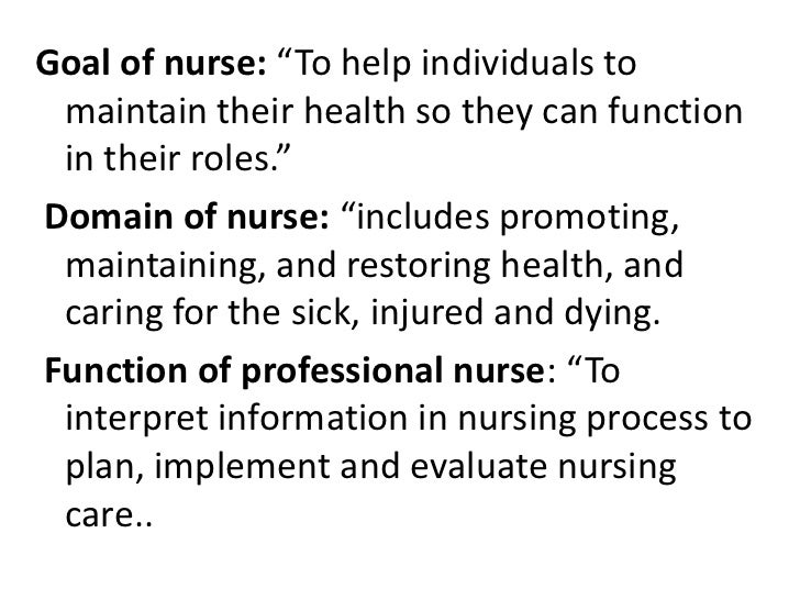 application of imogene king s theory Improving nursing practice through imogene king's theory of goal attainment explain 1 specific create a patient-nurse scenario ways the nursing conceptual model (king's theory of goal attainment) could be used to improve nursing practice elaborate , explain , or defend each bullet point.