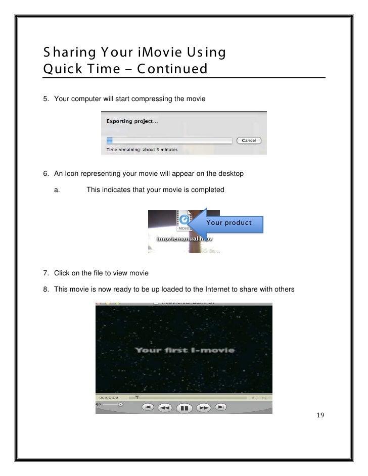 imovie 09 manual rh slideshare net Layering in iMovie Ideas for an iMovie