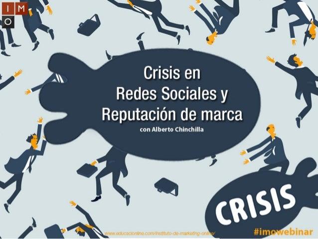 Cómo afrontar una crisis de reputación digitalde reputación digital