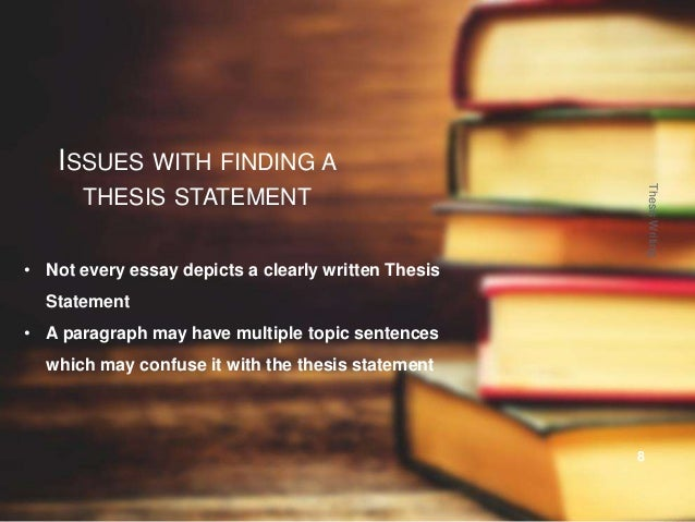 clearly written thesis statement Read these grad school personal statement examples to get some tips and ideas  personal statements are often written in response to a prompt.
