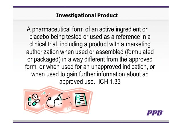 Investigational Product Accountability