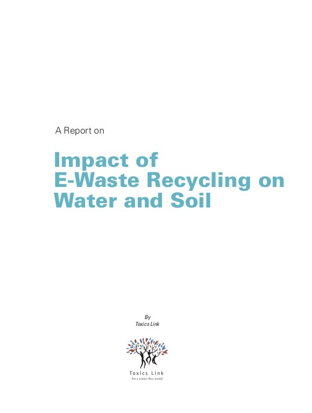 effects of waste disposal Despite being an attractive technological option for waste  negative impacts of incineration-based waste-to  the need for waste disposal could be.