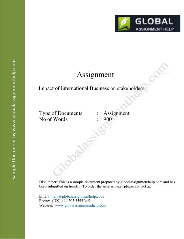 international business disneyland assignment Strategies on different levels the walt disney company's strategies will be looked closer at in this chapter the strategies will be separated into 3 different levels global/general, corporate, and business.
