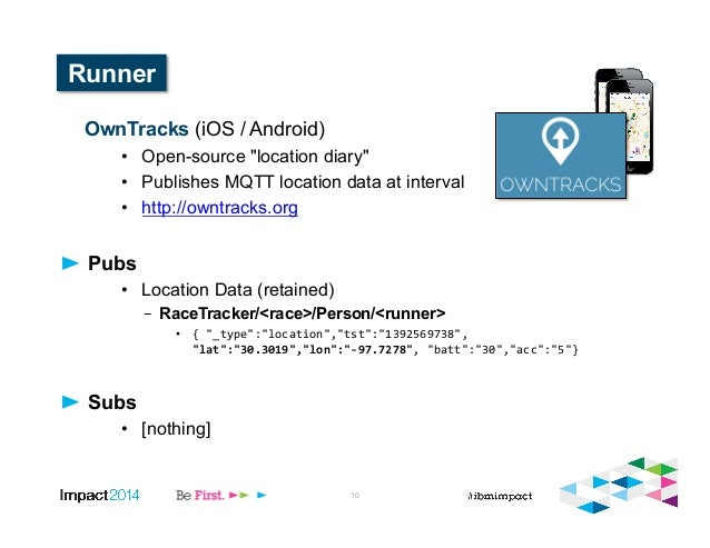 Dynamic Apps with WebSockets and MQTT - IBM Impact 2014