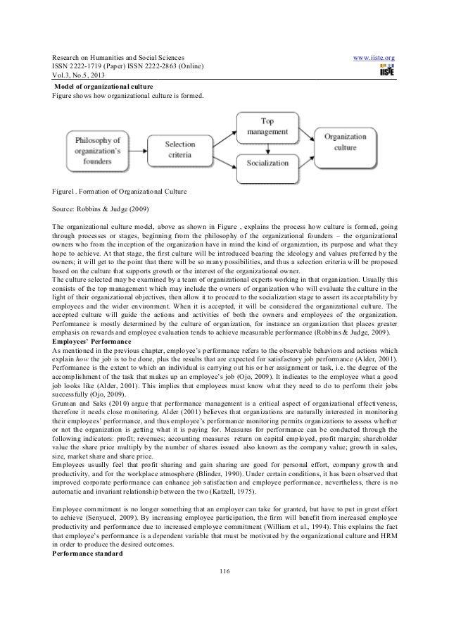 impact of organizational culture The impact of leadership styles on organizational culture and firm effectiveness: an empirical study - volume 19 issue 3 - andrew s klein, joseph wallis, robert a cooke.