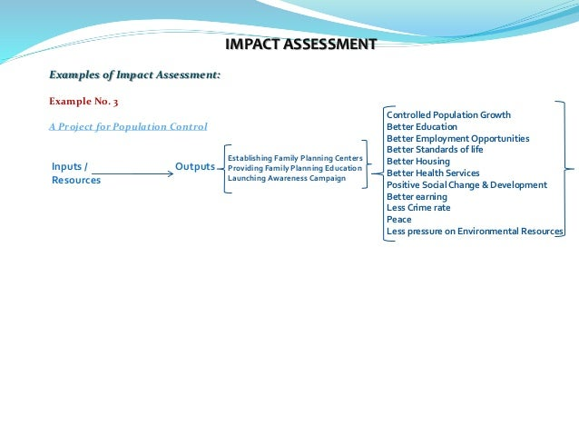 Impact assessment in project management impact assessment pronofoot35fo Images