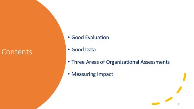 Measuring the Impact of Your Nonprofit Slide 3