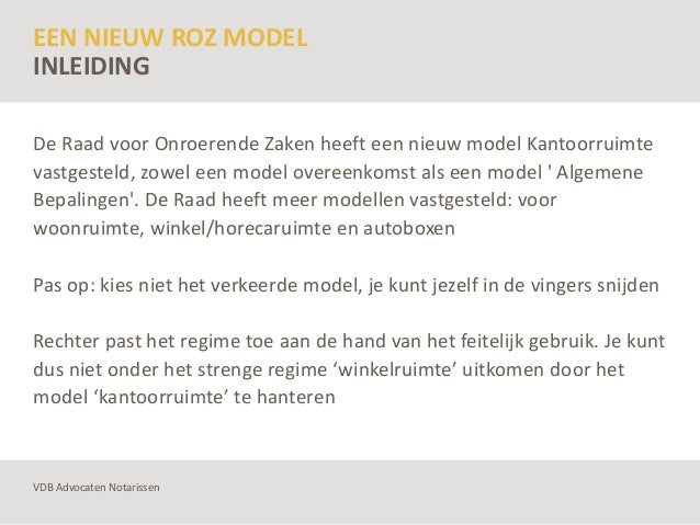 Impact nieuw roz model Slide 3