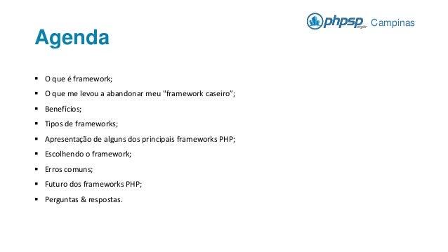 Impacto dos frameworks PHP Slide 3