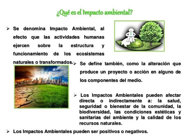 Resultado de imagen para imagen de impacto ambiental