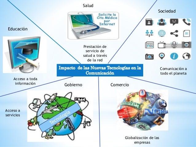 Impacto de las nuevas tecnologías en la comunicación - photo#2