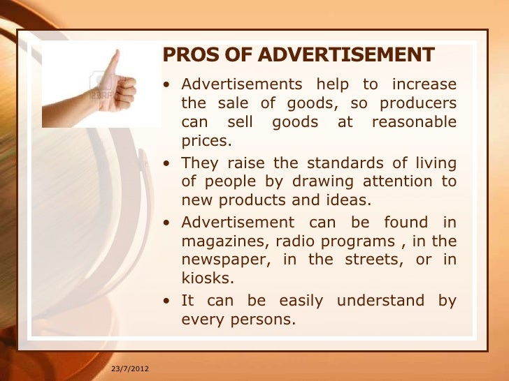 essays on effects of advertising Essay-it is seen that most people cannot understand the effect advertising has on the purchases they make because there is a false notion of how.