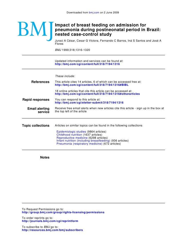 pneumonia case study presentation