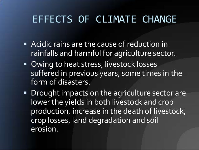 impact of climate change on food security pdf