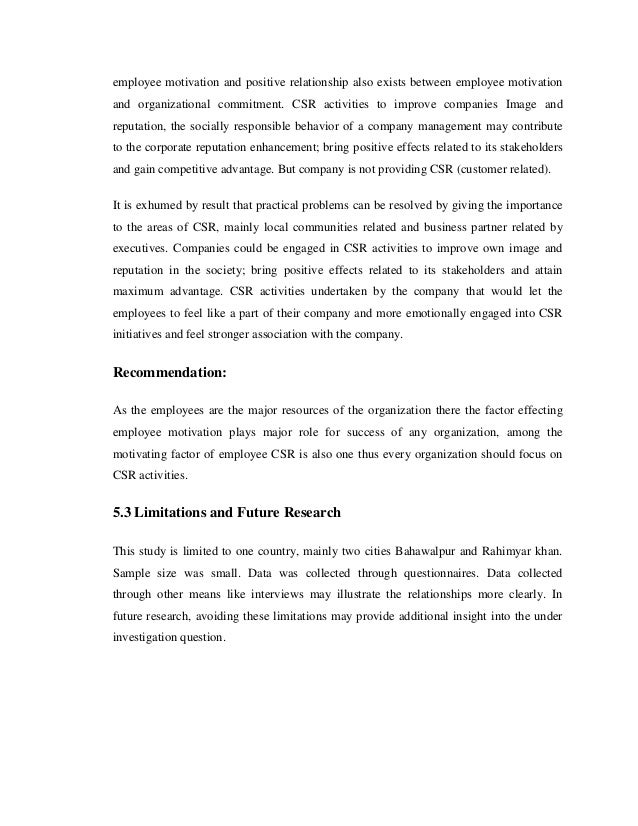 corporate social responsibility motivations and country factors essay The challenge for corporate social responsibility (csr) in developing countries is  csr and development journals in which most developing country papers are .