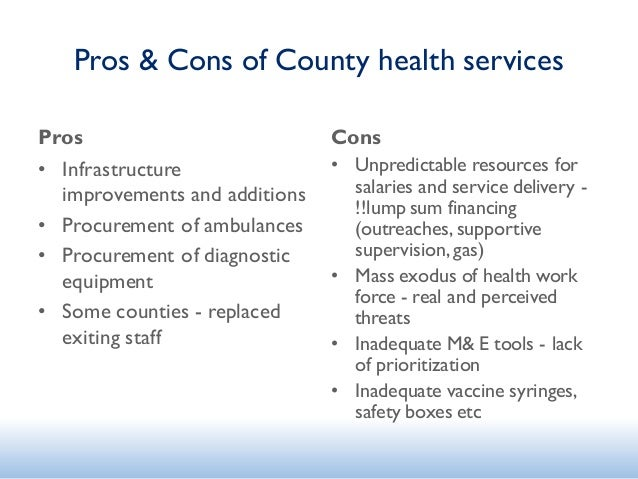vaccines pros and cons
