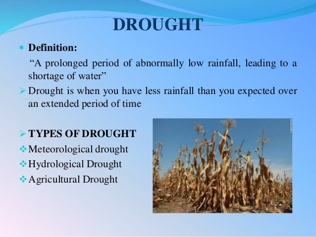 Image result for drought definition