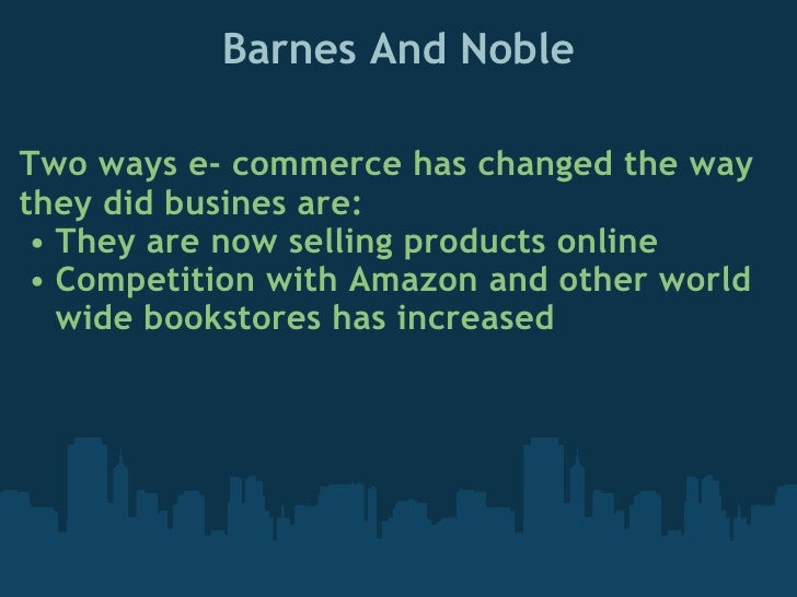 impact of e commerce on business Economics and impacts of e-commerce appendix content a1 competition in the digital economy and its impact on industries a2 impacts of ec on business processes and organizations managerial issues upon completion of this appendix, you will be.