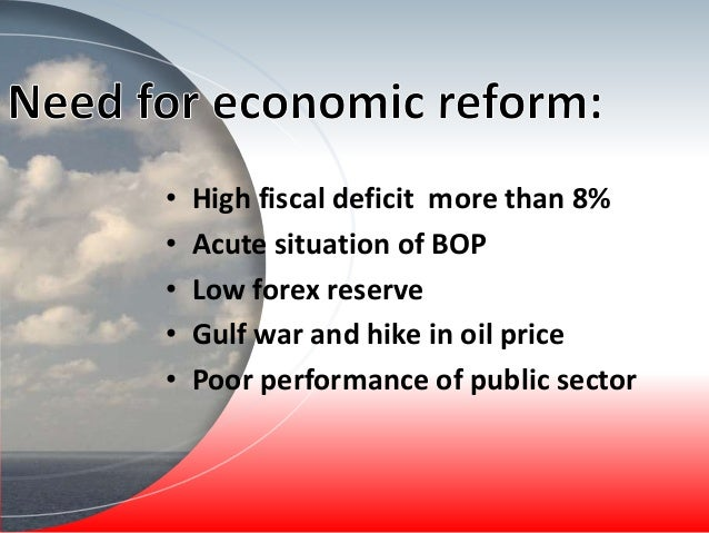 effects of reforms on performance of Impact of banking sector reforms on the performance of  growth with its multiplier effect across all sectors of the economy.