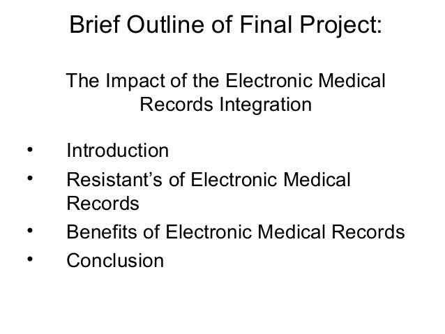 national plan to integrate electronic health records by 2014 Abandoned their plans to develop an integrated electronic health record 2014 recommendation that it develop a plan for national health.