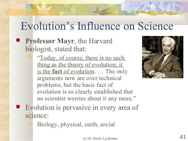 how did darwins theory of evolution affect society quizlet