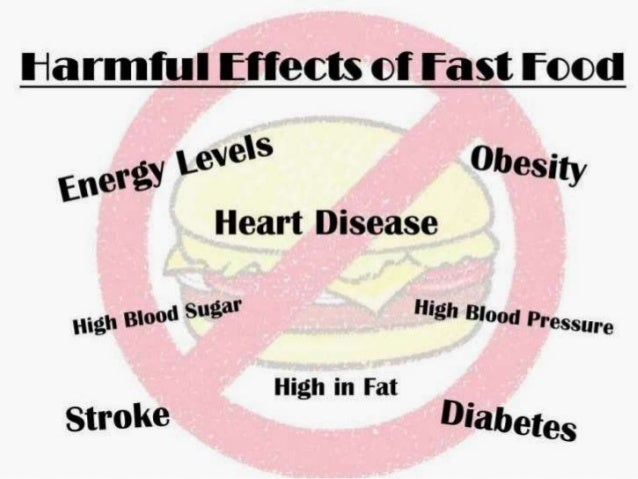 effects of fast food Learn about fast food effects on your different body systems newsletter the effects of fast food on the body medically reviewed by natalie butler, rd,.