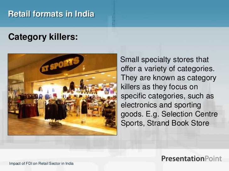 Retail Products Overview