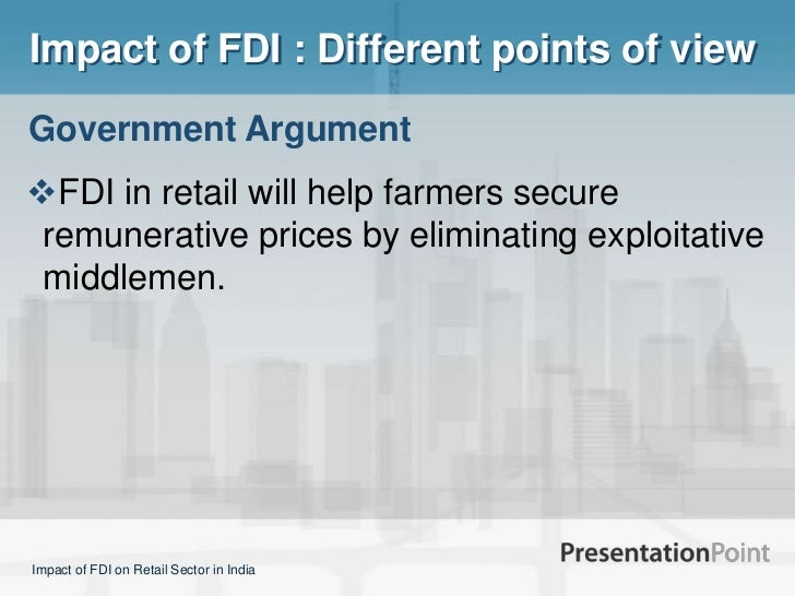 impact of fdi to farmers in The current status and future of land reform in south africa  we try to bring a different perspective on what is good for both commercial and emerging farmers.