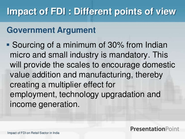 "effect of inflation on indian retail industry Liberalisation of fdi in multi-brand retail could have a positive impact on the retail a report titled ""indian retail industry retail sector in india."