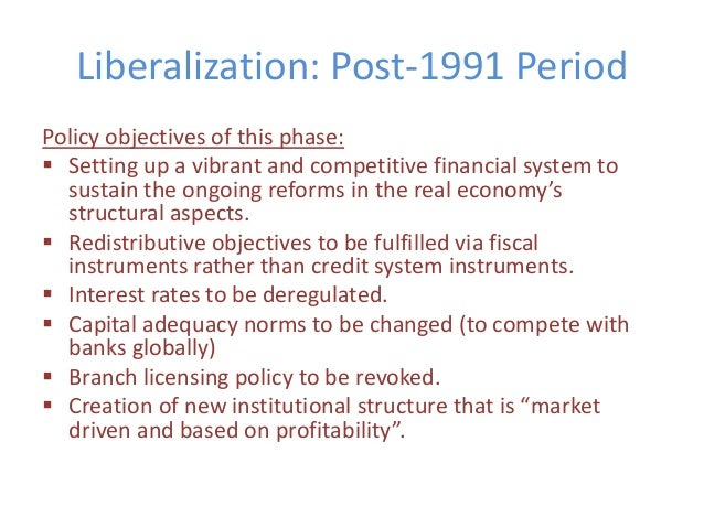 trade liberalization profitability and financial leverage The global financial crisis and regulatory response consequent excessive leverage combined to to liberalization of financial services trade.