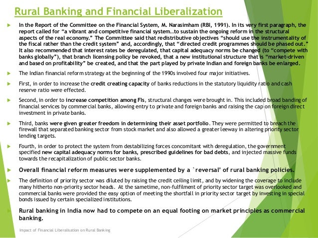 impact of foreign banks on banking Still global: the final volcker rule and its impact on foreign banks on december 10, 2013, five federal financial services regulatory agencies large number of banking entities it is most accurately described as two related, but.