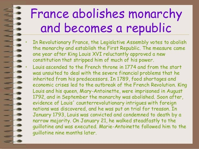 impact of french revolution The impact of the french revolution - wednesday, july 11, 2018 at the  university of adelaide (napier lecture theatre 102), adelaide, sa.