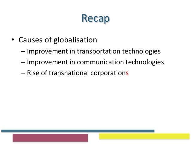 Impact of Globalisation 2015 (PPT) Slide 3