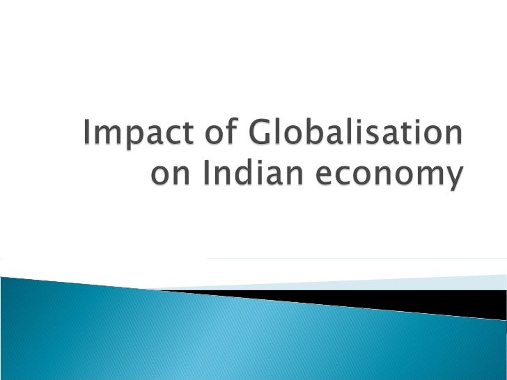 Impact of privatization in india