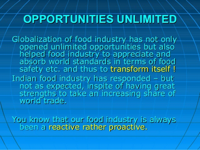 food industry effects What are the effects of fast food on our health 1  in efforts to make the fast food  industry more profitable, animals are fed hormones that.