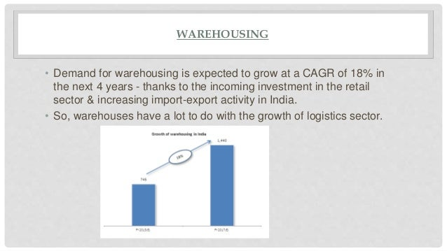 • With the advent of GST & Zero CST : The necessity of having a warehouse in each state to avoid CST & paperwork will be e...